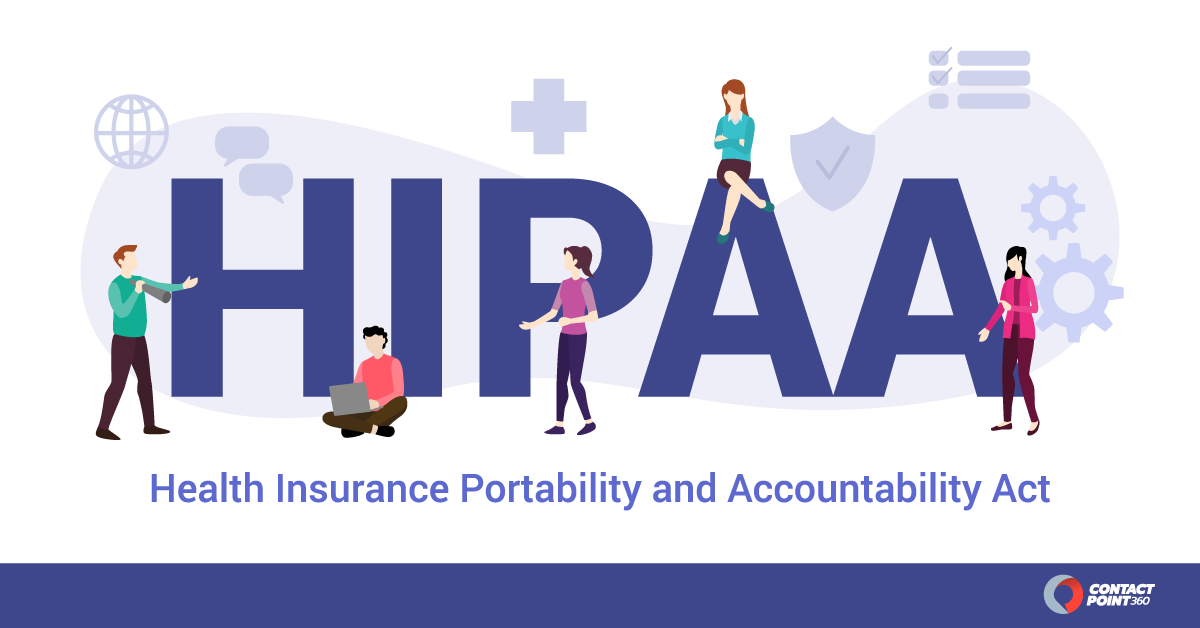 ContactPoint 360 - HIPAA Compliance Guidelines for Working at Home