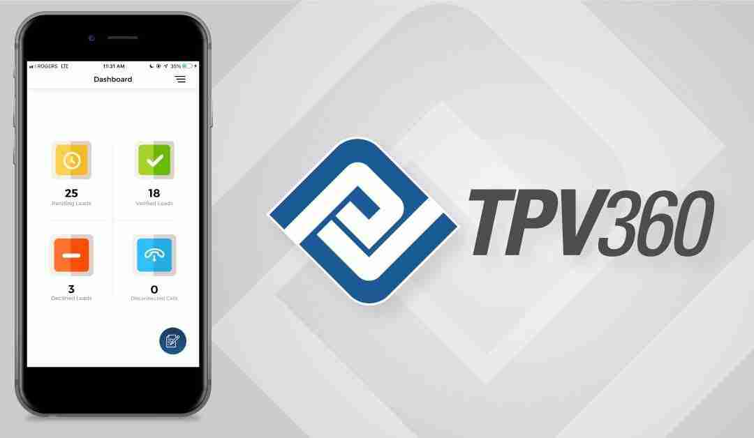 TPV360 addresses critical pain points for highly regulated businesses with the launch of a high-tech, intuitive, and low-cost (SaaS) third-party verification platform