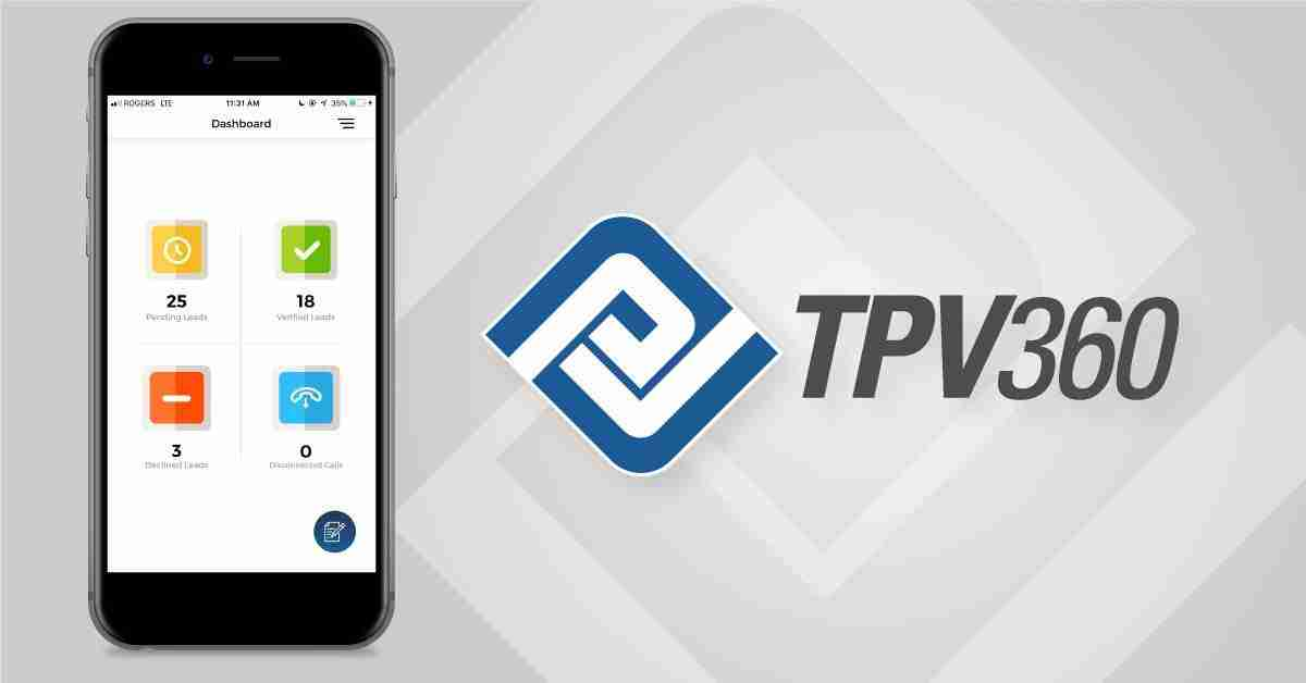 TPV360 addresses critical pain points for highly regulated businesses with the launch of a high-tech, intuitive, and low-cost (SaaS) third-party verification platform.