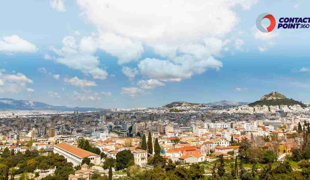 Multinational BPO ContactPoint 360 Expands Global Footprint With New Customer Experience and Technology Campus in Athens, Greece
