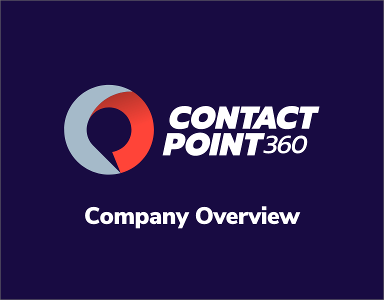ContactPoint 360 Corporate Overview Deck