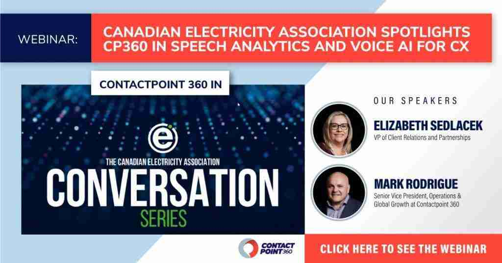 Webinar - Using Speech Analytics and Voice AI to Improve Customer Interactions and Business Processes