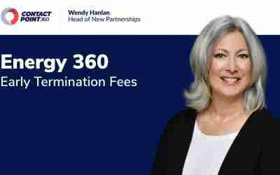 Energy 360 – Early Termination Fees