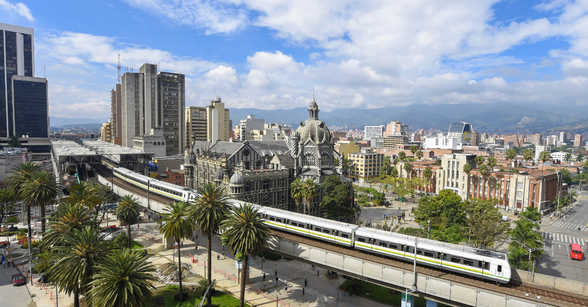 Medellín - An upcoming Destination for CX Excellence for North American Companies